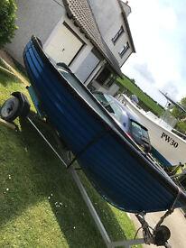 Small boat/tender