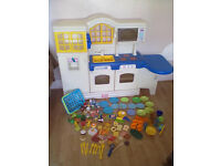 Little Tikes Country Kitchen - Ideal Childminder/Playgroup Roundhay Park LEEDS 8 -Can Deliver