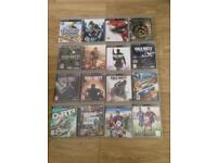 PS3 GAMES £5 each