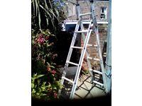 step ladder 3 way