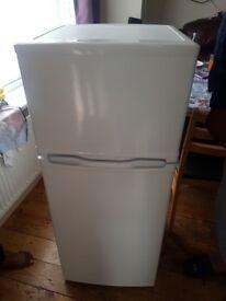 Nearly new fridge freezer for sale