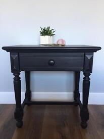 Beautiful refinished side table