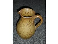 Large Stoneware Pottery Jug