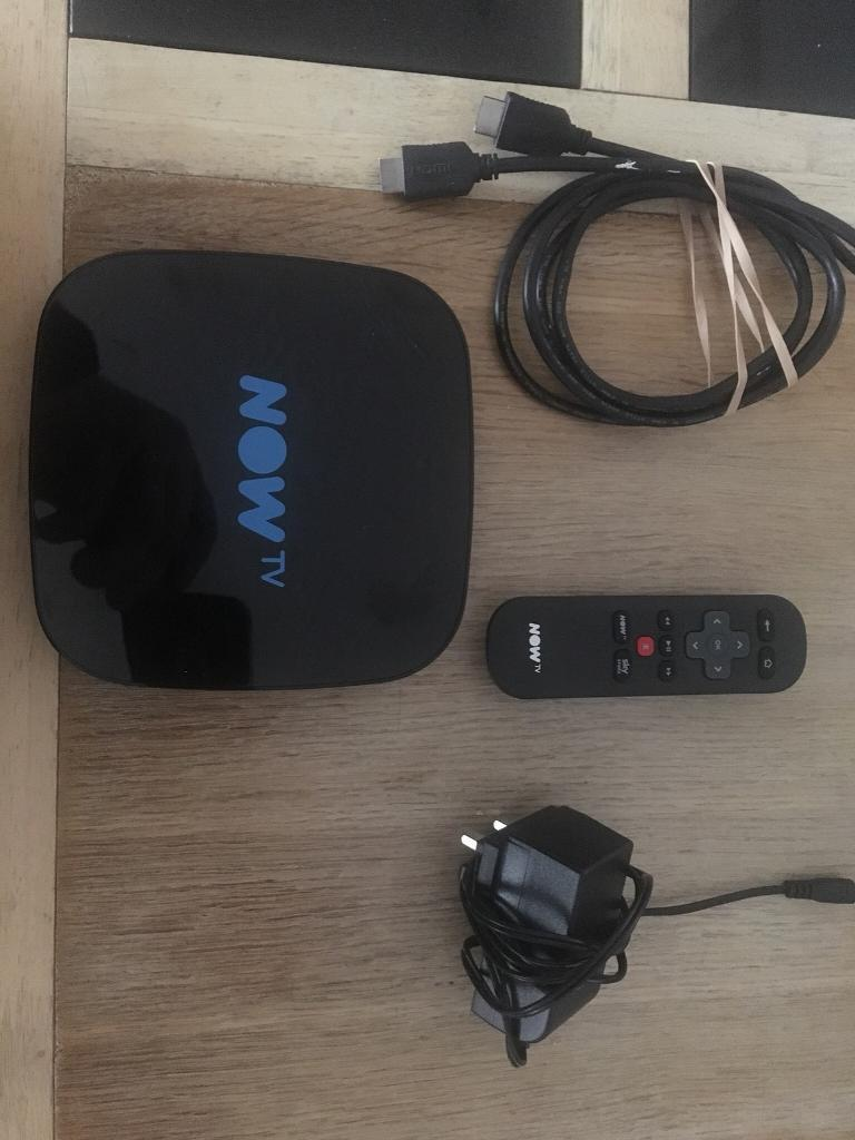 Now tv boxes