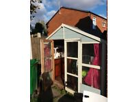 10ft by 8ft Shed/Summerhouse