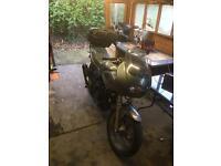 Yamaha xj600 diversion 600cc