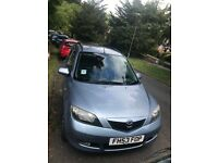 Mazda, 2, Hatchback, 2003, Manual, 1596 (cc), 5 doors