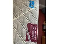 Double mattress for free