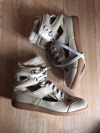 Ladies Maison Martin Margiela trainers