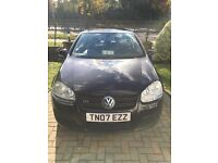 Volkswagen Golf 2.0 TDI DPF GT DSG 5dr, Full service history, great condition, with3 new tyres,