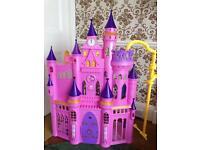 Large Disney Princess Castle Dolls House
