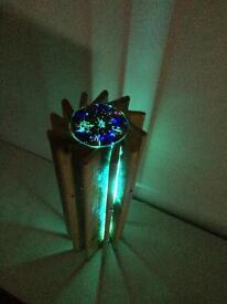 Hand made decoration lamp