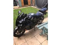 Honda Cbr 600rr very low mileage
