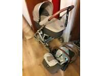 Mamas and papas urbo 2 buggy/pram/pushchair/stroller