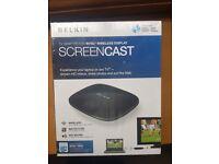 Belkin Wireless TV Adapter - Screencast Intel Wireless Display
