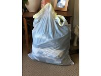 Bag of size 20 clothes