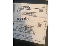 2 x Ray lamontagne tickets Manchester Apollo 13th may