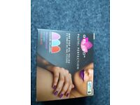 NEW BOXED GELLED PASTEL PERFECTION ONE STEP GEL POLISH