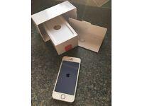 iPhone 5 s 16gb, Gold, unlocked