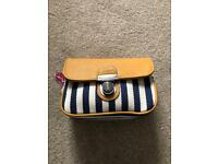 Ness canvas cross body bag (brand new)