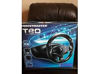 Steering wheel for PS3/PS4