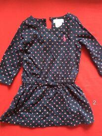 Baby girl dress Ralph Lauren 6months