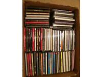 Box of CDs £10