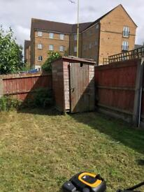 Garden Shed Free To Collector