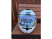 Nolan N104 Flip up Motorcycle Helmet. Size XXL.