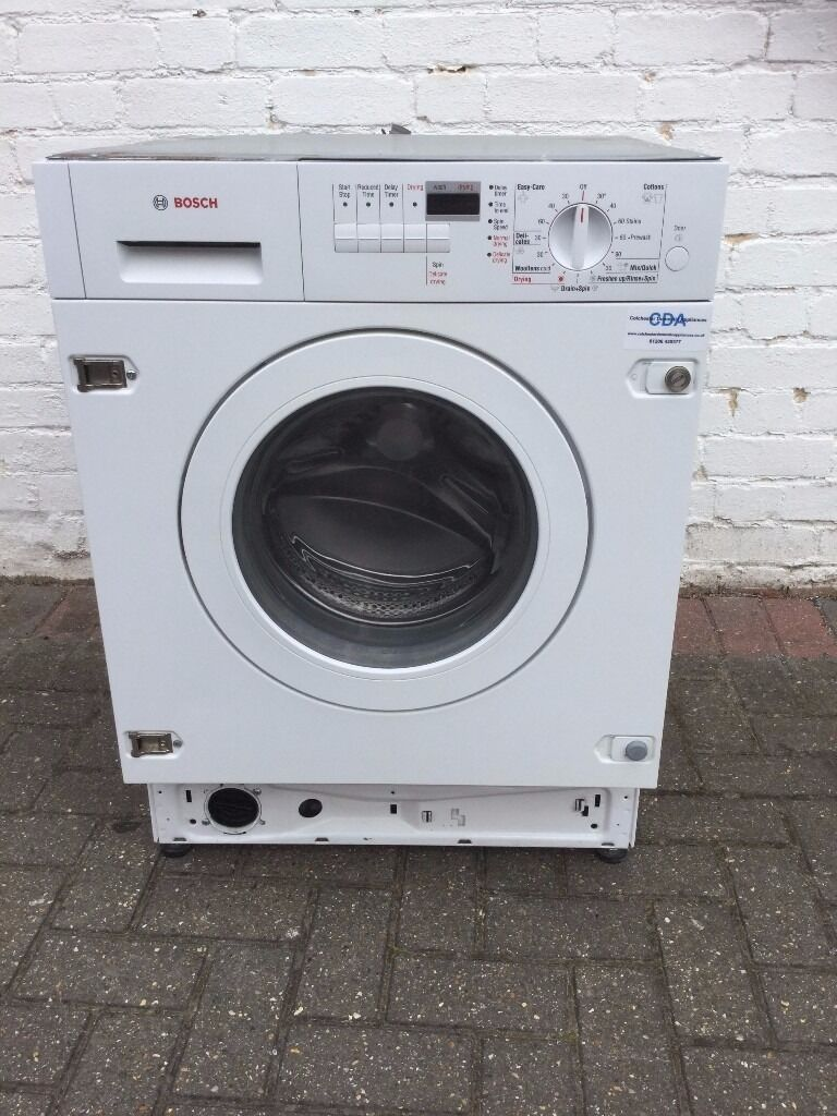 bosch washer dryer. Bosch Integrated Washer Dryer