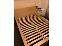SOLD - Ikea Double bed