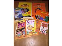 Spanish for children inc. Muzzy