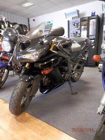 Kawasaki ZX 636 C6F / 2006 / Black