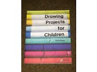 Drawing Projects for Children by Paula Briggs - 'As New' condition