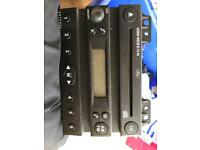 Ford 4500 CD player RDS Transit Focus