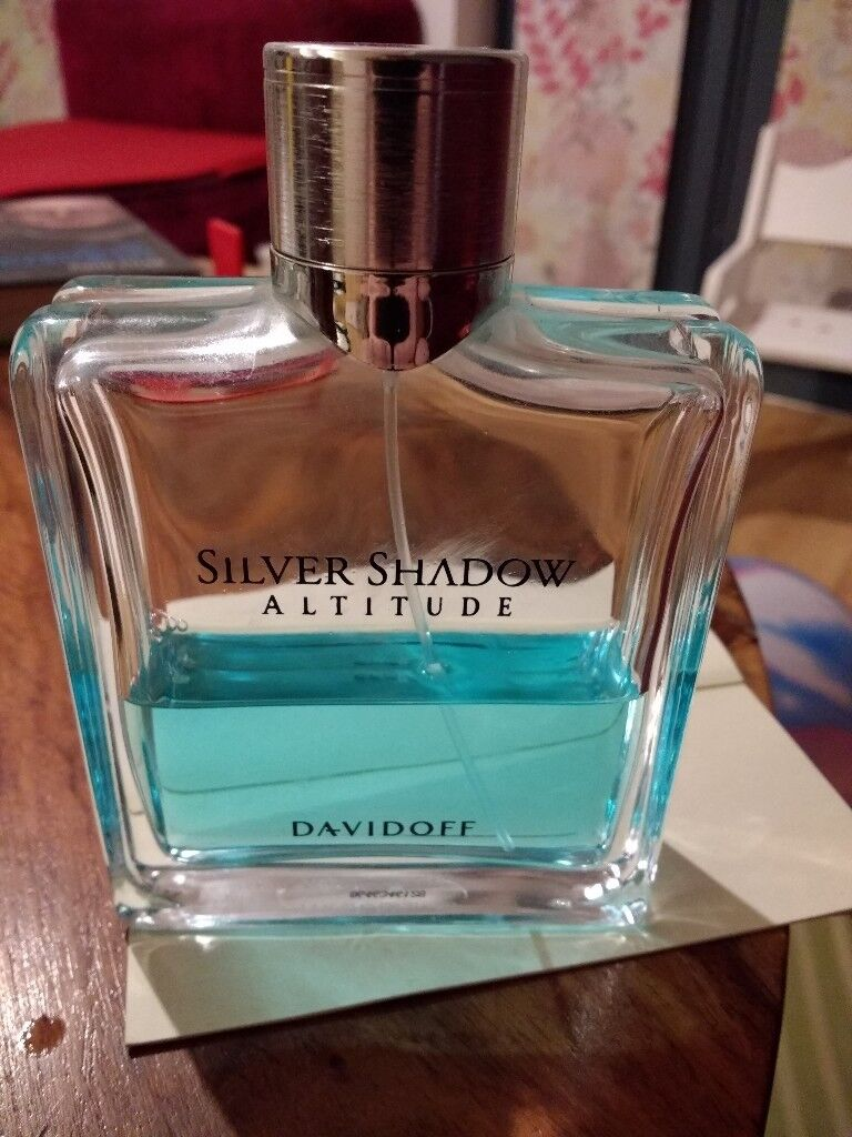 Davidoff Silver Shadow Altitude Around 50ml In Cameron Toll