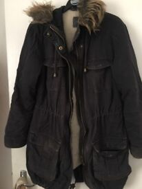 Ladies/Girls Coat (from Next) size 10