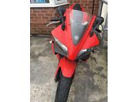 Yamaha YZF R125 £1600