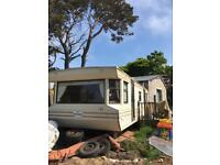 30ft Static Caravan for sale