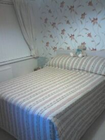 As New, Quality Double Bed reversible quilted Bedspreads. Various designs.