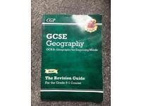 Used, GCSE Geography : The revision guide, Exam practice work book, Exam practice answer book for sale  Leicestershire