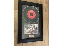 Framed Clash Record - Should i Stay or Should i Go