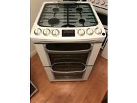 55cm Zanussi gas cooker