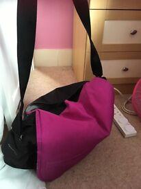 Nappy changing bag mama and papa
