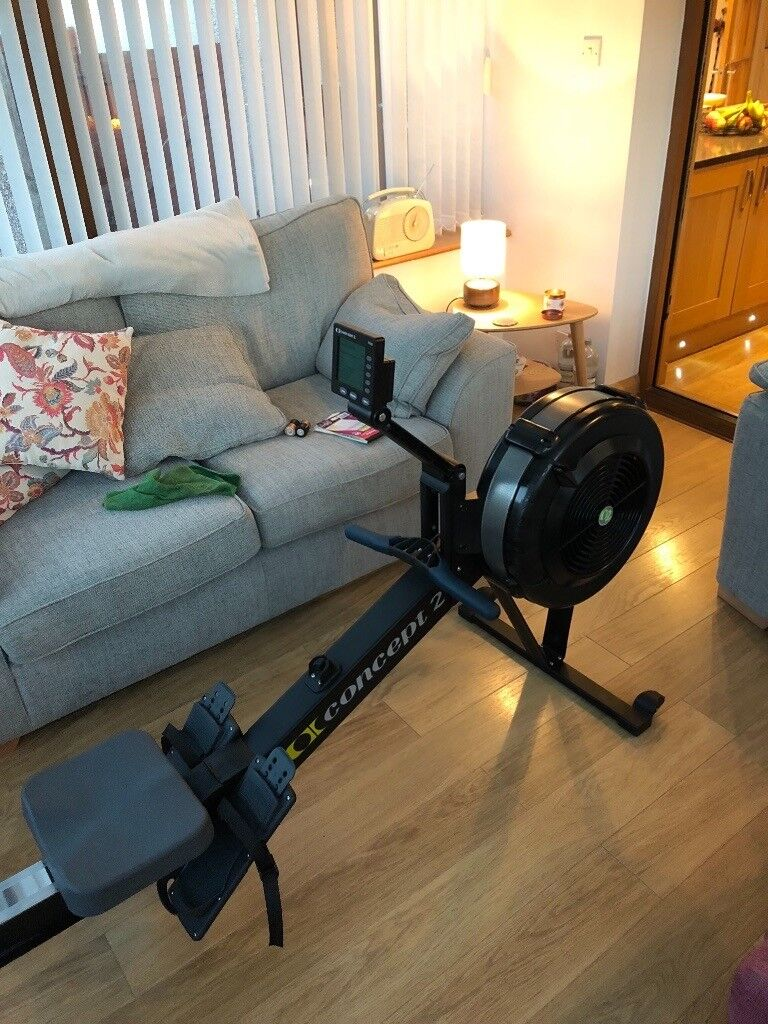 Concept 2 Model D Rowing Machine. | in Southside ...