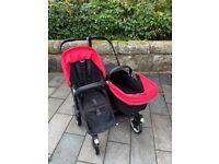 Bugaboo Donkey twin stroller