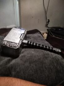 Handmade Thor hammer