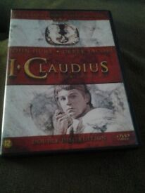 I Claudius 2 Disc dvd series for sale.