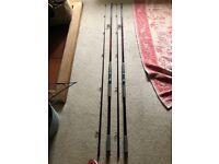 Sundridge 11ft Carp Rods