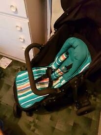 Obaby lightweight pushchair